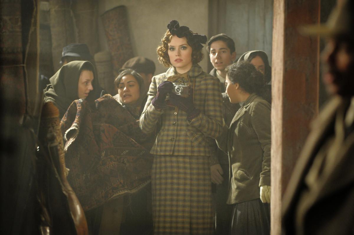 Mary Debenham (Daisy Ridley). Photo: Nicola Dove