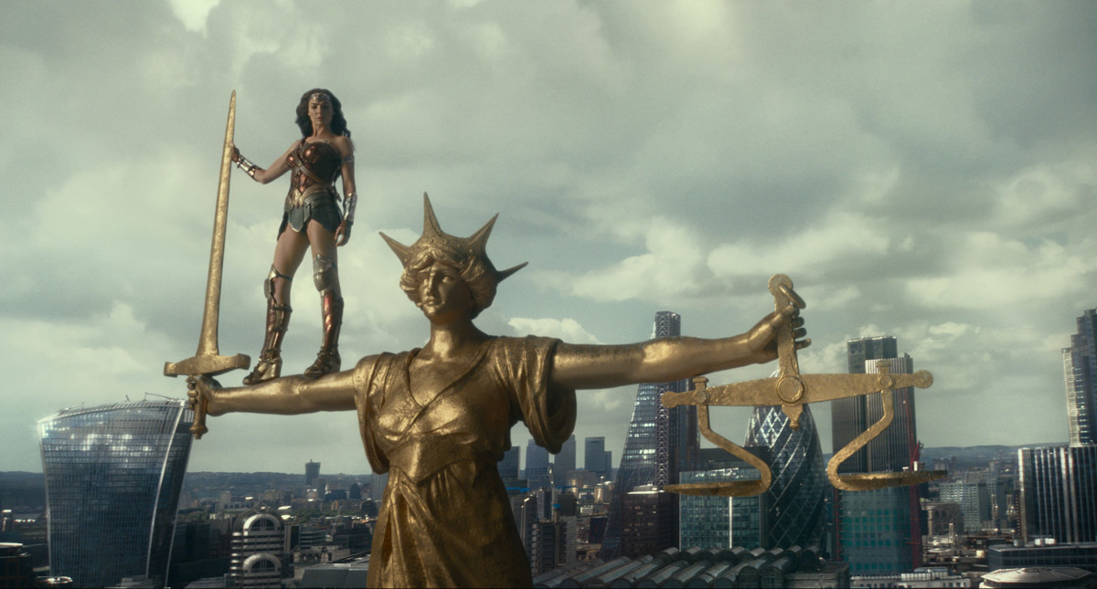 Please come save us now. Photo: Courtesy of Warner Bros. Pictures/ TM & © DC Comics