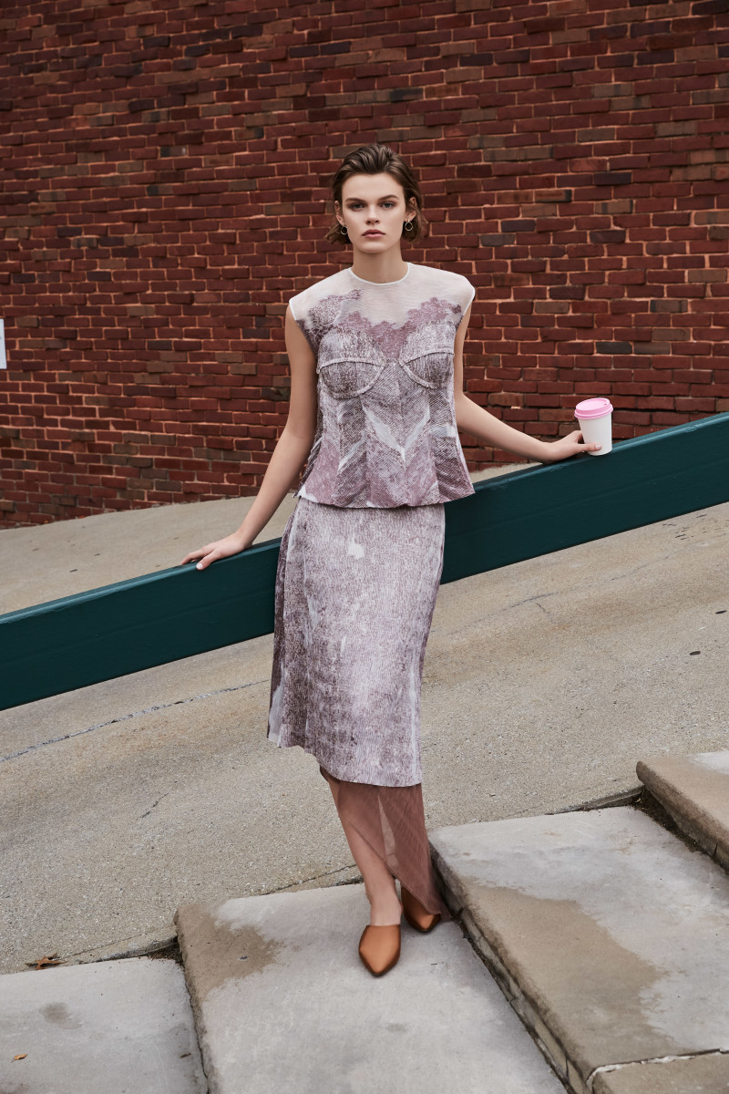 A look from Yeon. Photo: Courtesy Moda Operandi