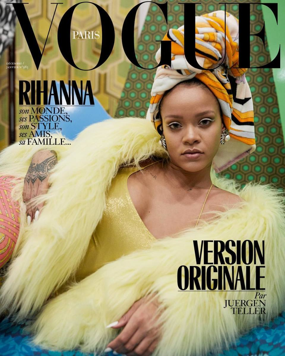 Photo: Juergen Teller for 'Vogue' Paris