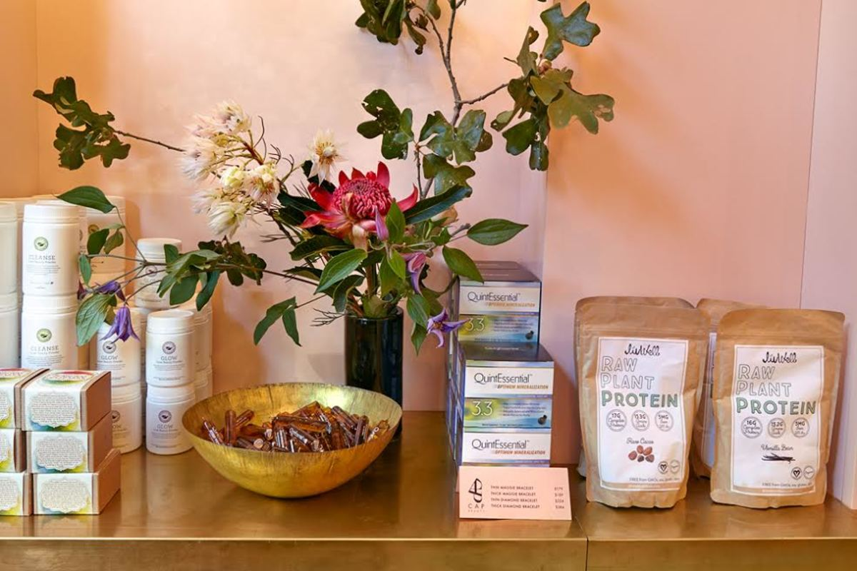 Some of CAP Beauty's offerings. Photo: Courtesy