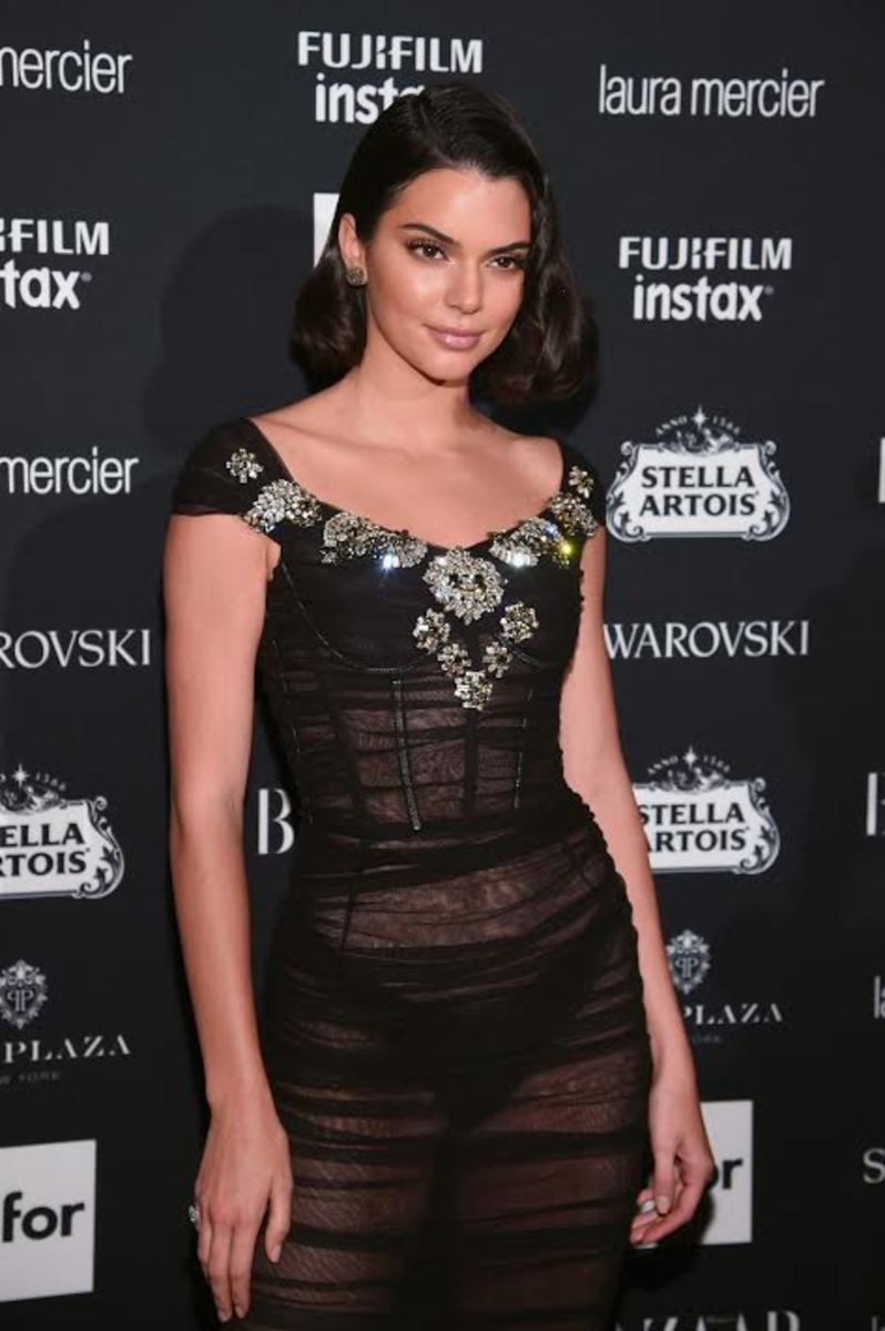 Kendall Jenner. Photo: Dimitrios Kambouris/Getty Images