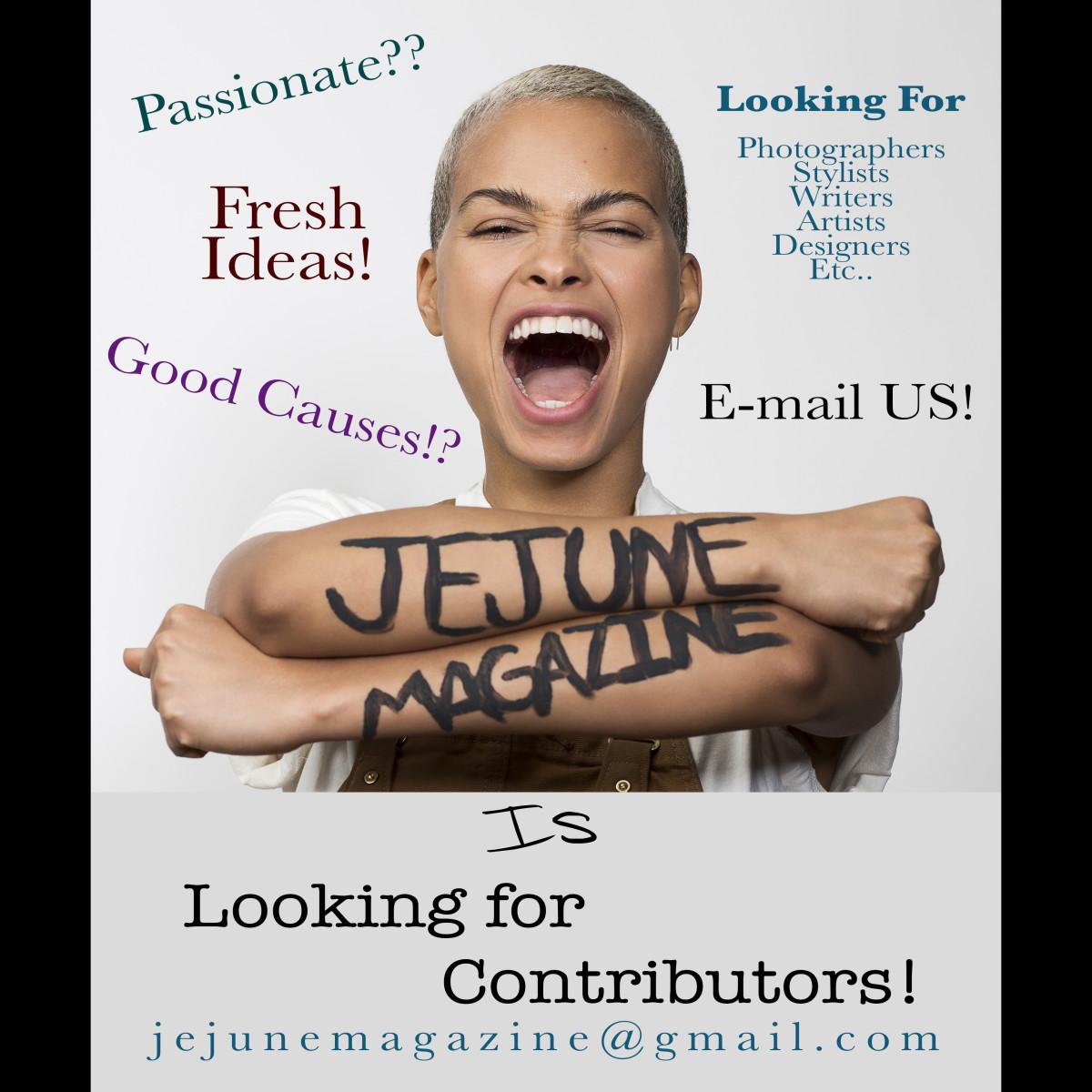 jejune magazine