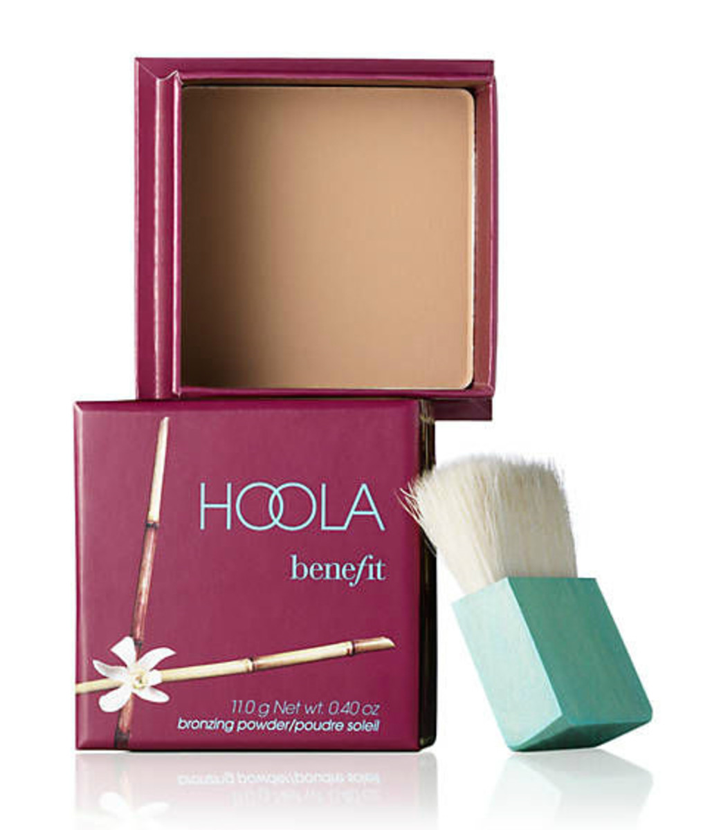 Benefit Hoola Matte Bronzer, $29, available here.