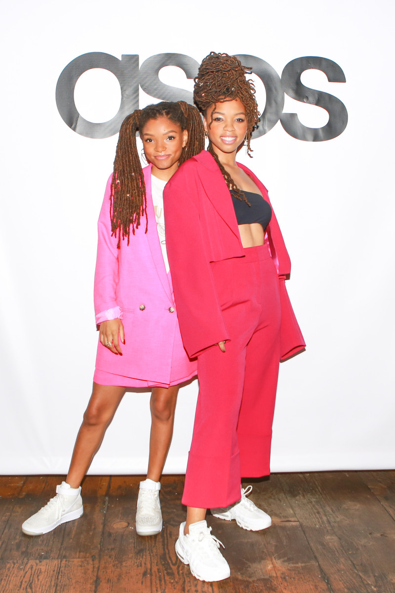 Chloe x Halle. Photo: BFA
