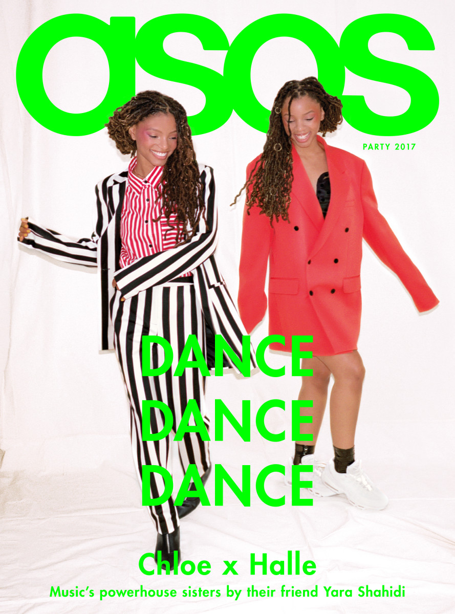 Photo: Courtesy of ASOS Magazine