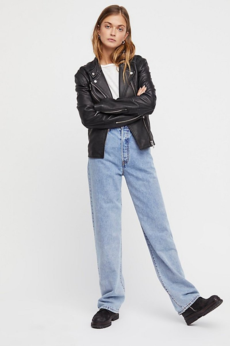 Levi's Big Baggy Jean, $98, available at Free People.