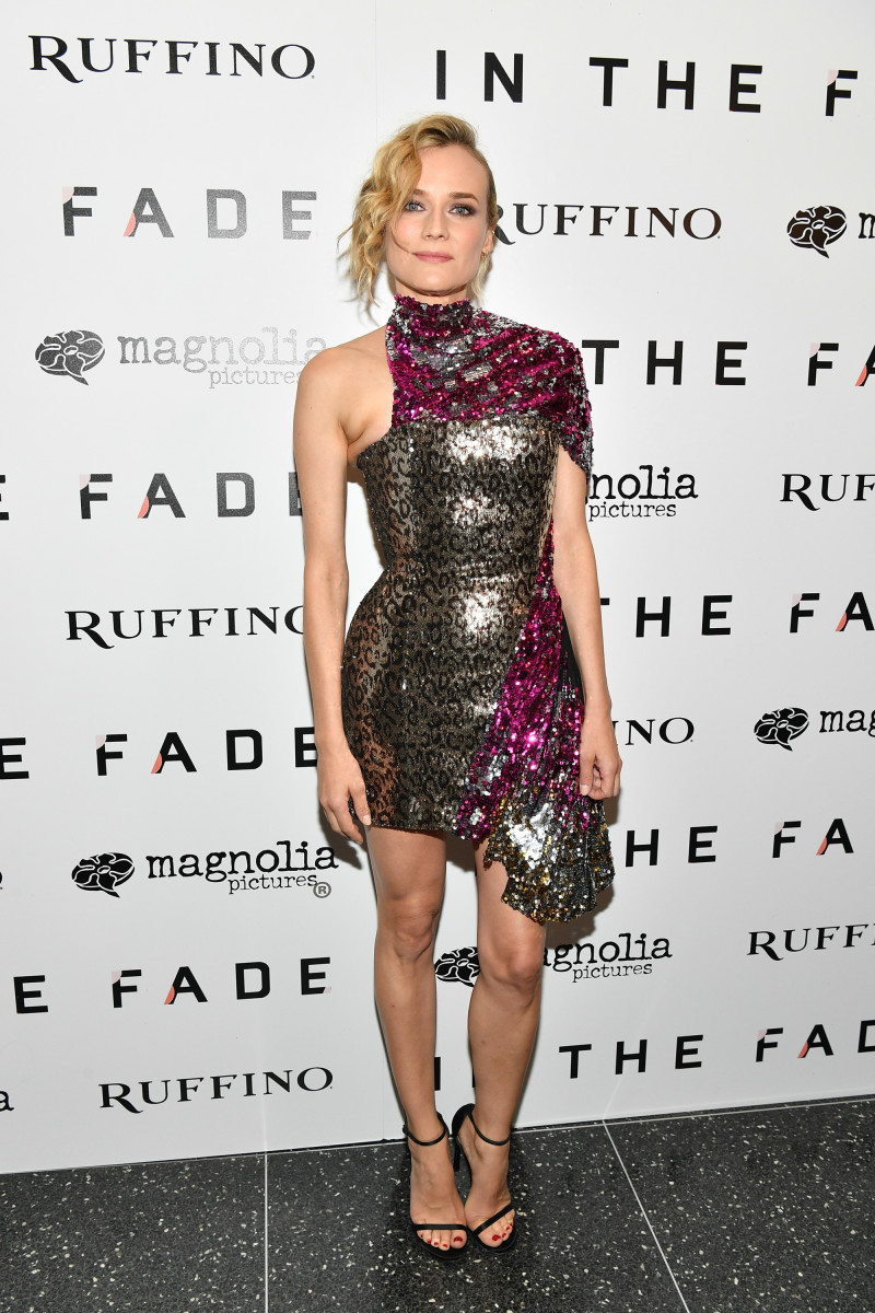 Diane Kruger in Halpern. Photo: Dia Dipasupil/Getty Images
