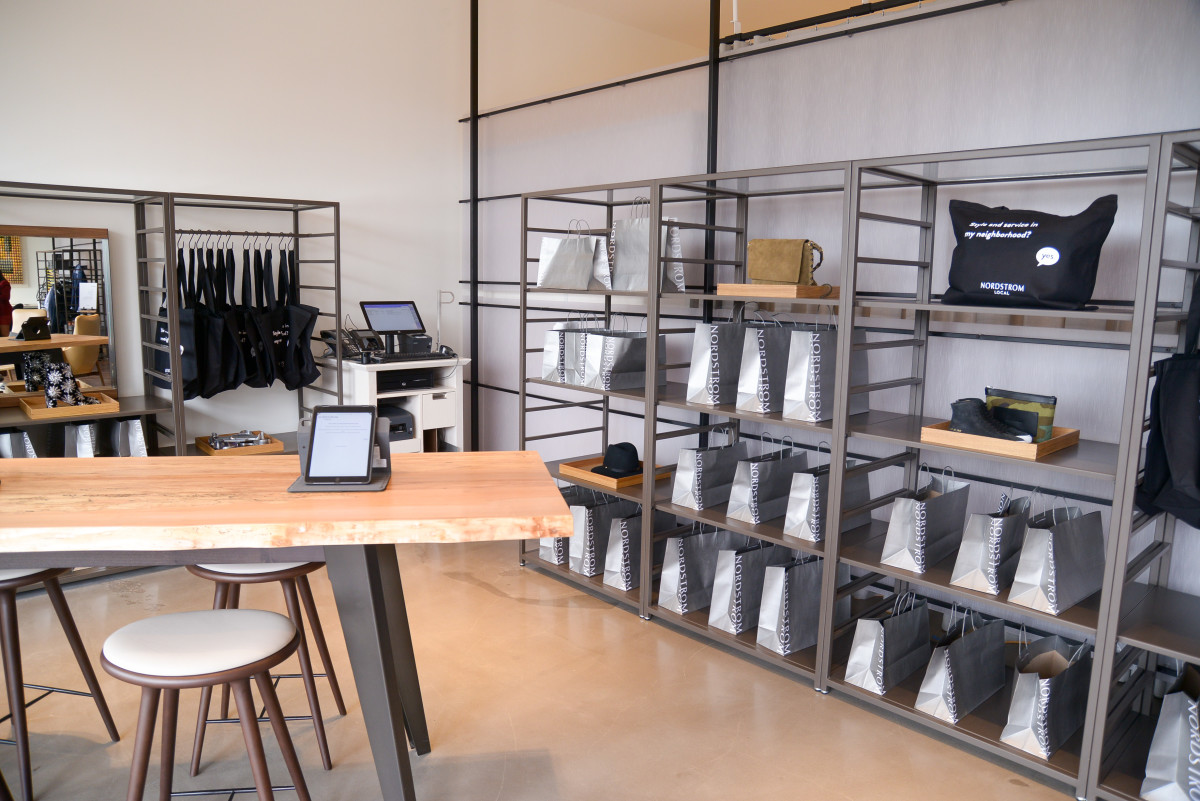 Inside Nordstrom Local. Photo: Nordstrom
