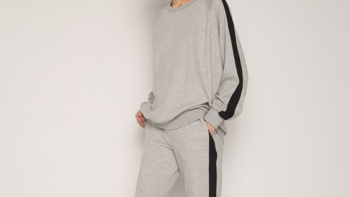 The Stylish Sweatsuit Set Maria Plans to Wear in Public