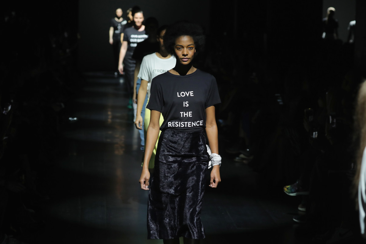 Look - Fashion and politics video