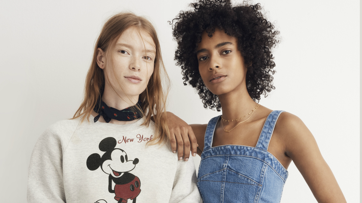 1b55741f1ac69 You're Going to Want Everything From Madewell's Spring 2018 Lookbook -  Fashionista