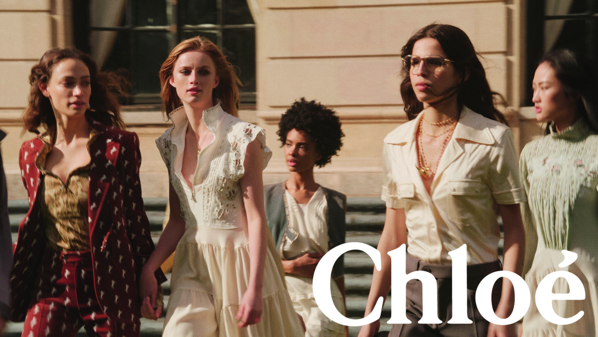 See Chloé's Spring 2018 Ad Campaign Here