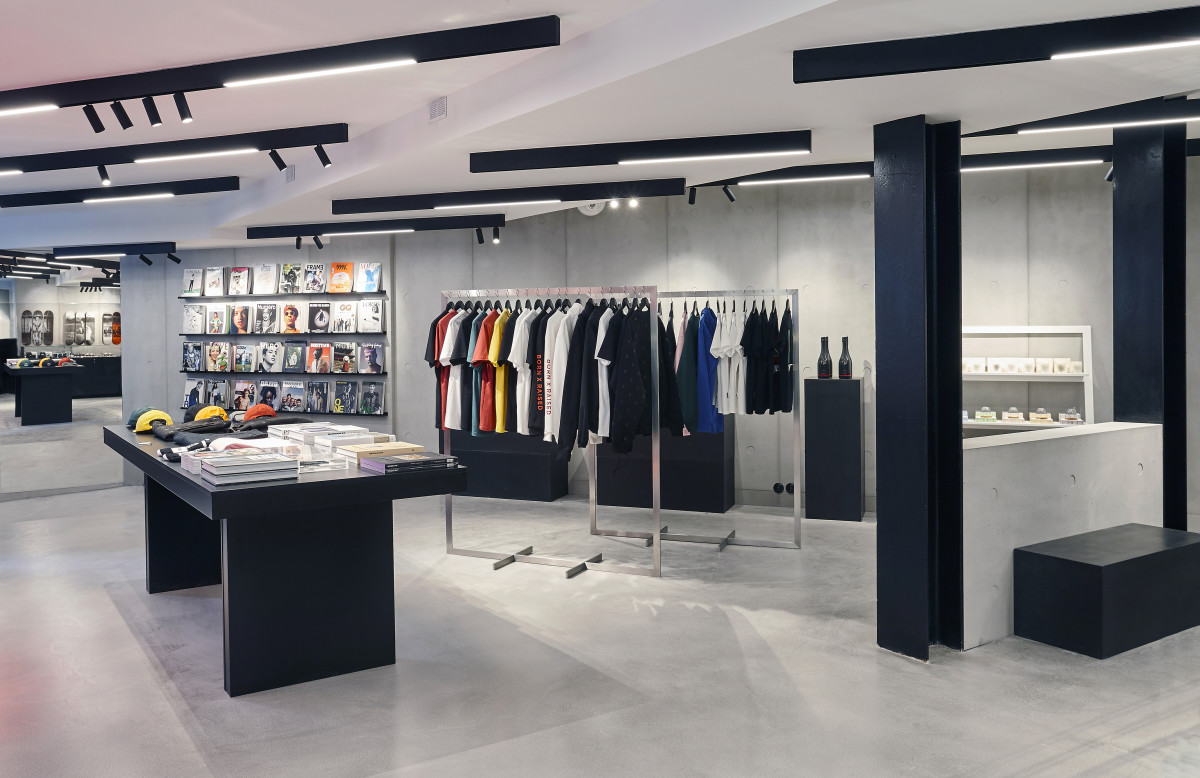 Interior of Nous. Photo: Courtesy of Nous
