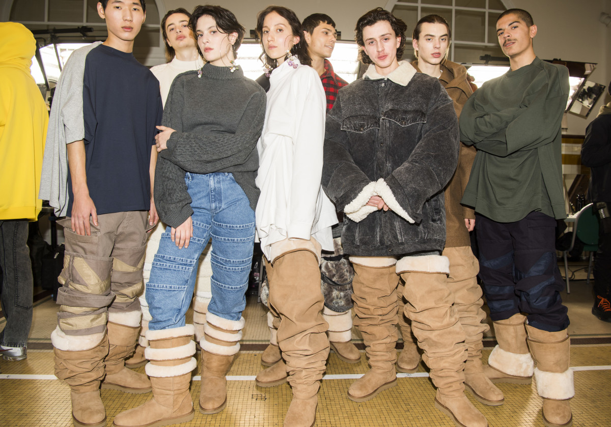 Hey Quick Question Would You Wear Slouchy Thigh High Uggs Fashionista