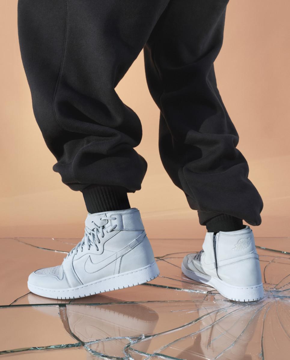 Nike 1 Reimagined Air Jordan 1 Rebel sneaker. Photo: Courtesy of Nike