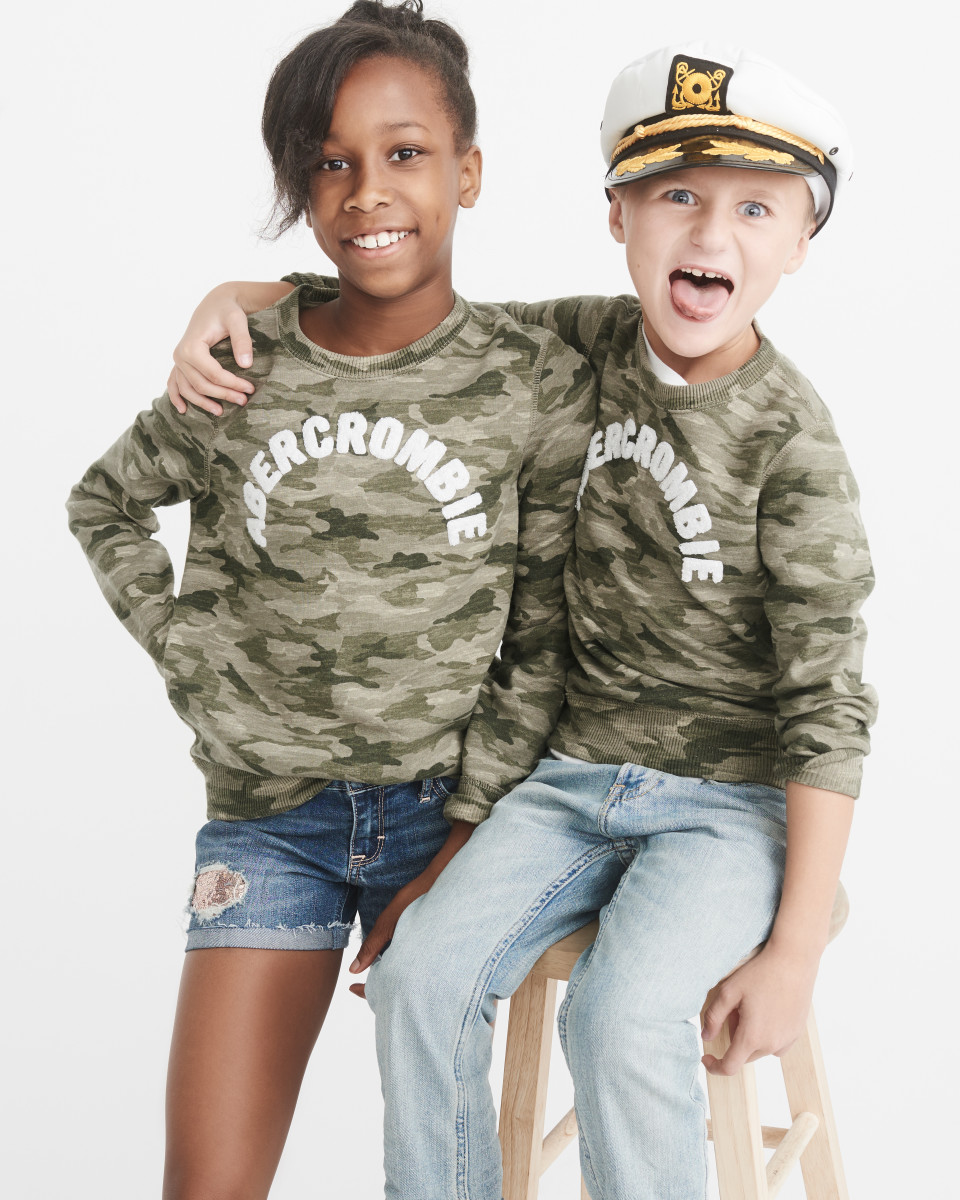 "The ""Everybody Collection"" campaign. Photo: Abercrombie Kids"