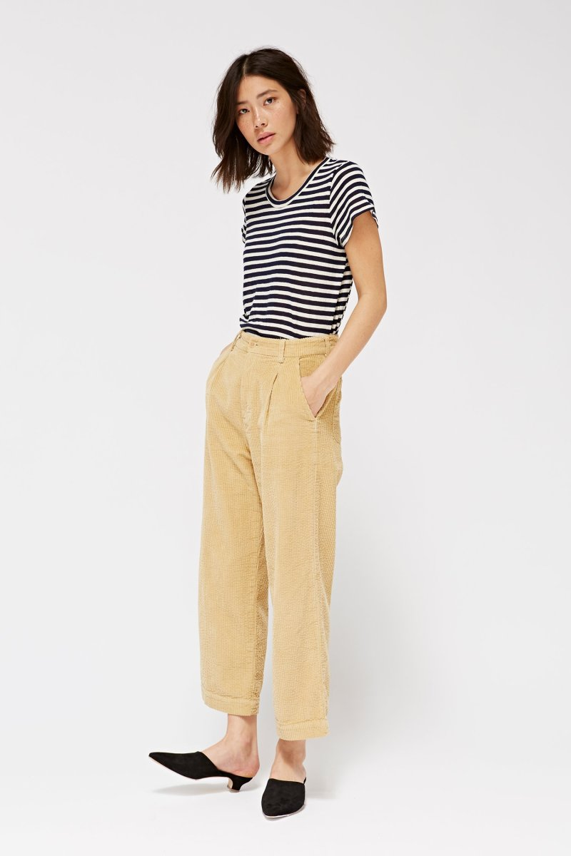 Frankie Trousers, $154, available at Lacausa.