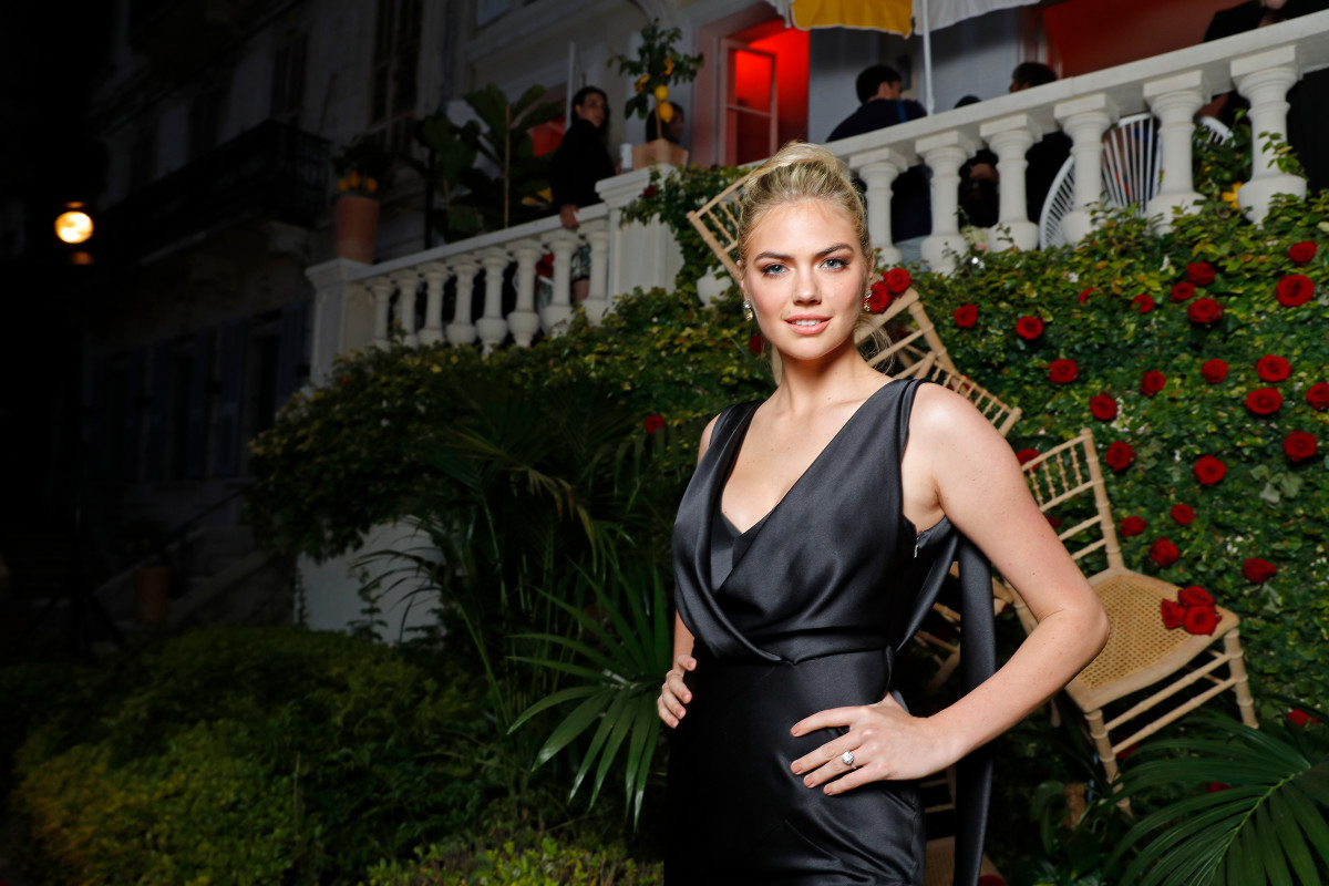 Kate Upton in Cannes. Photo: Andreas Rentz/Getty Images