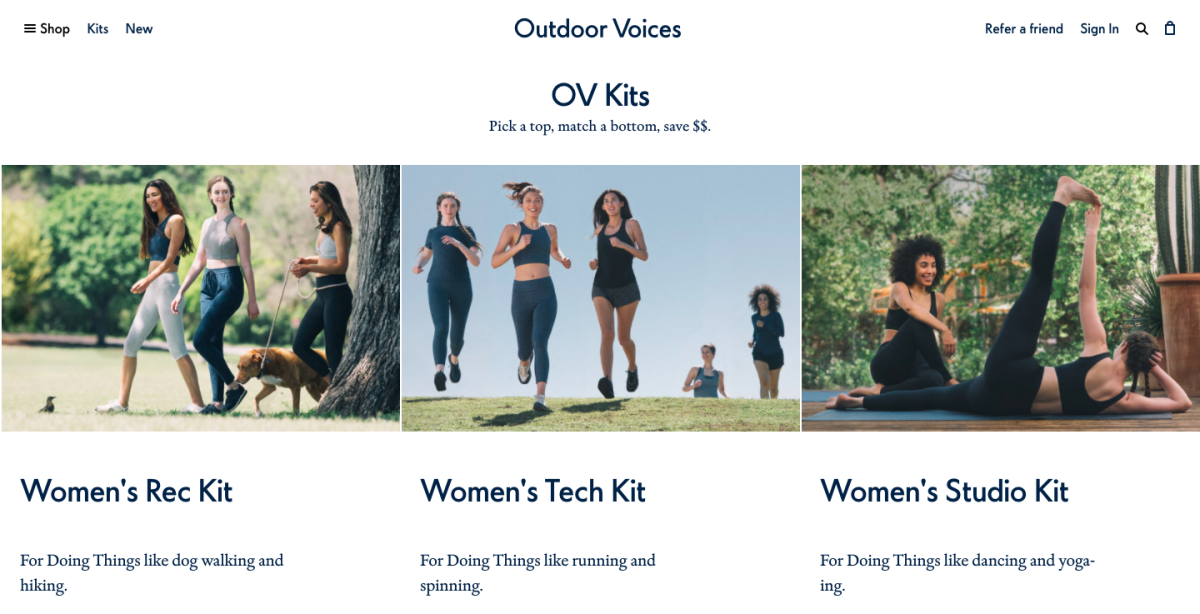 Photo: OutdoorVoices.com