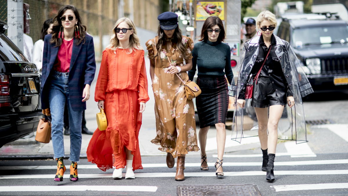 8f0fd887a1229 How to Go to New York Fashion Week Public Events - Fashionista