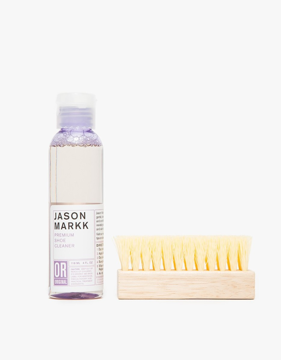 Jason Markk Essential Shoe Cleaning Kit, $16, available at Need Supply Co.