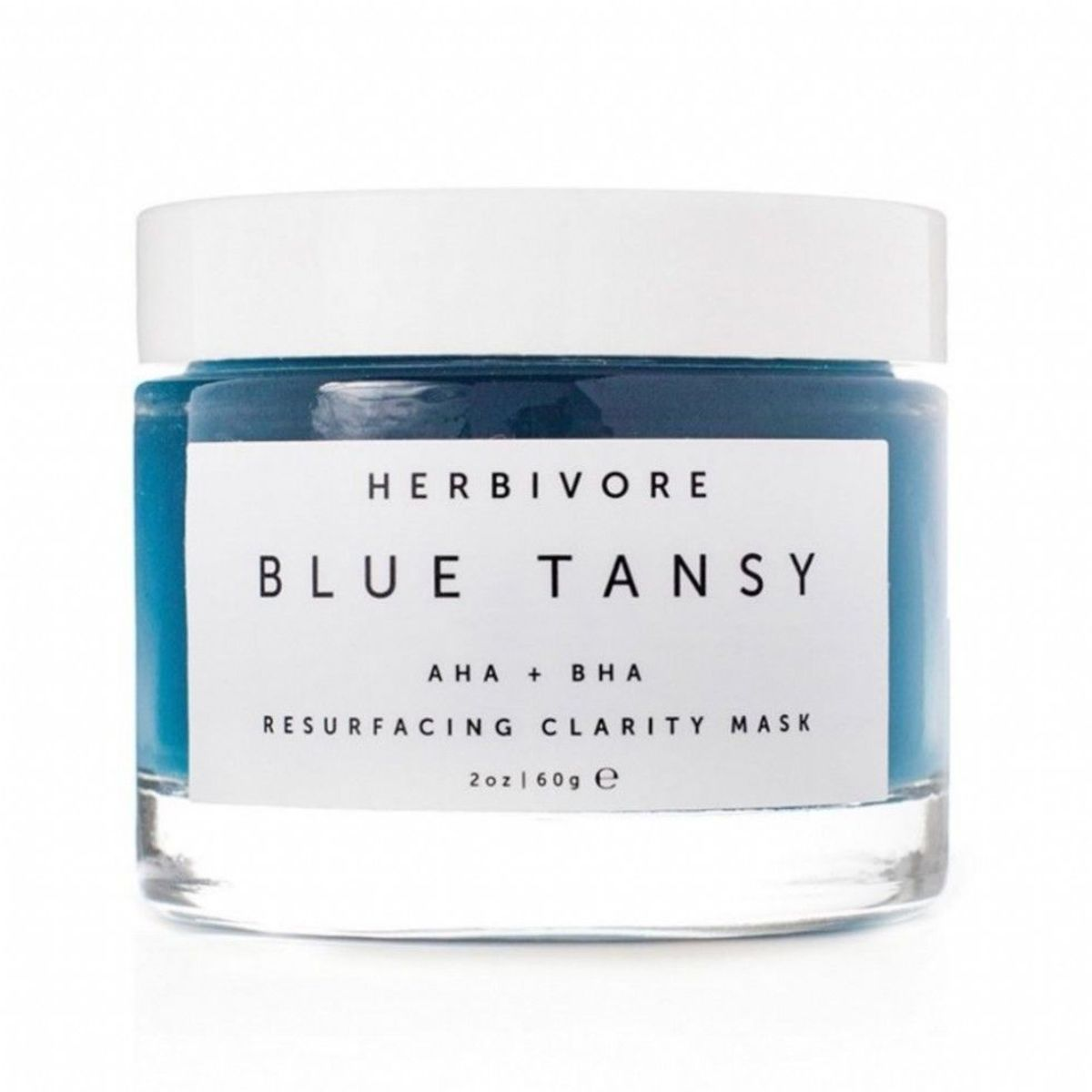 Blue Tansy Resurfacing Clarity Mask, $48, available here.