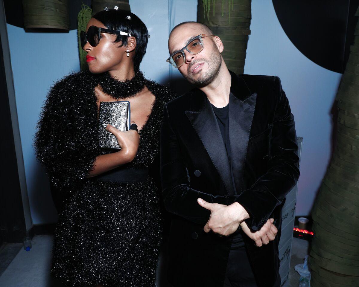 Richie Akiva and Janelle Monae. Photo: Courtesy