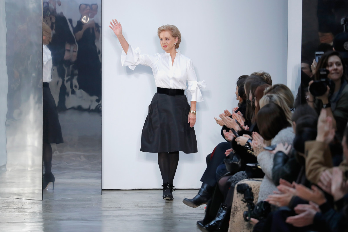 Carolina Herrera. Photo: JP Yim/Getty Images