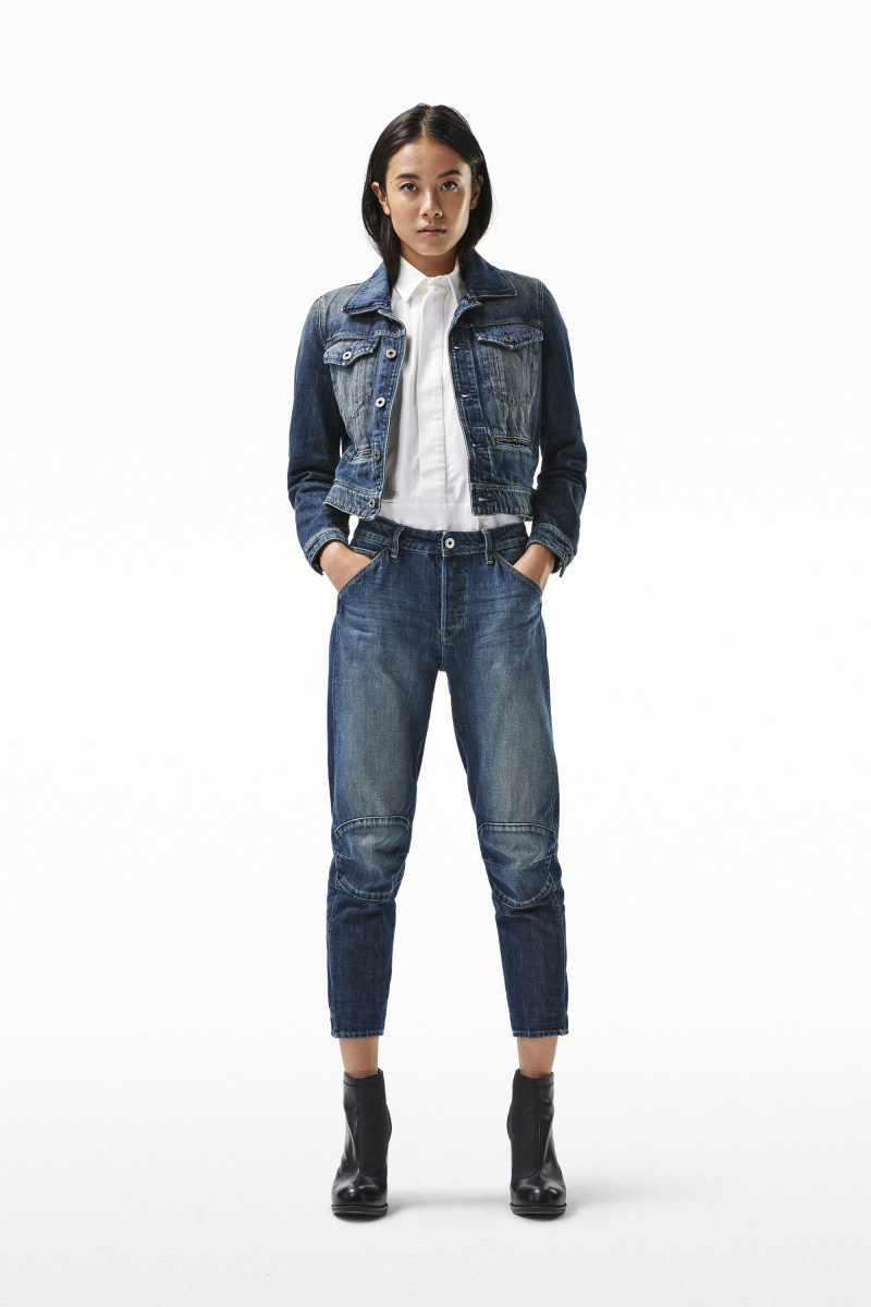 "G-Star Raw's ""most sustainable jeans ever."" Photo: G-Star Raw"