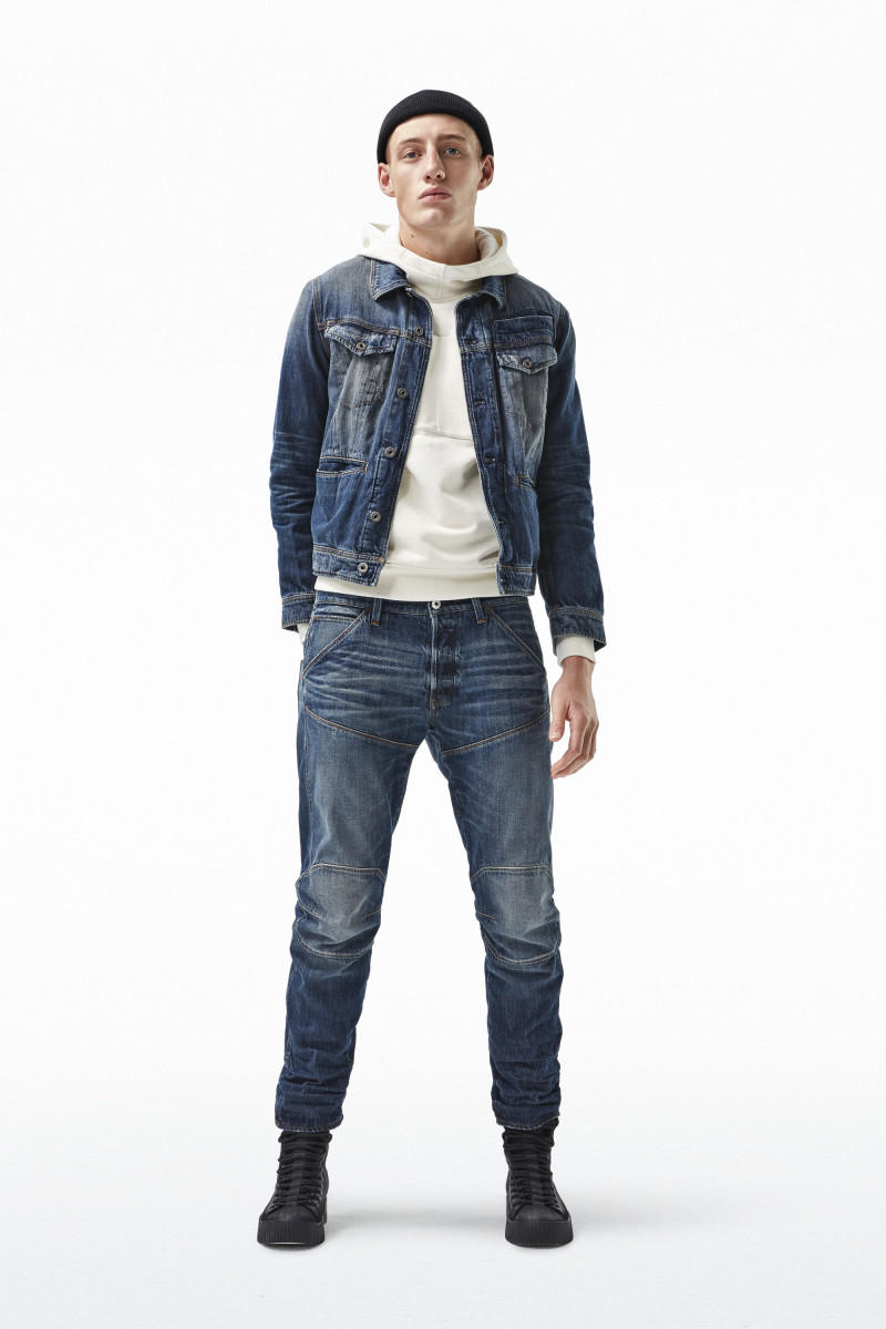 "More of G-Star's ""most sustainable jeans ever."" Photo: G-Star Raw"