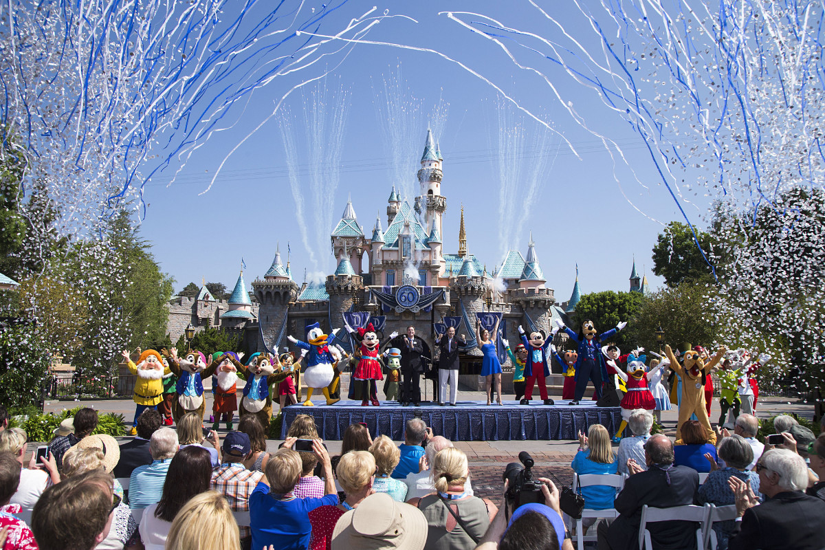 opening ceremony is throwing a fashion show at disneyland baby