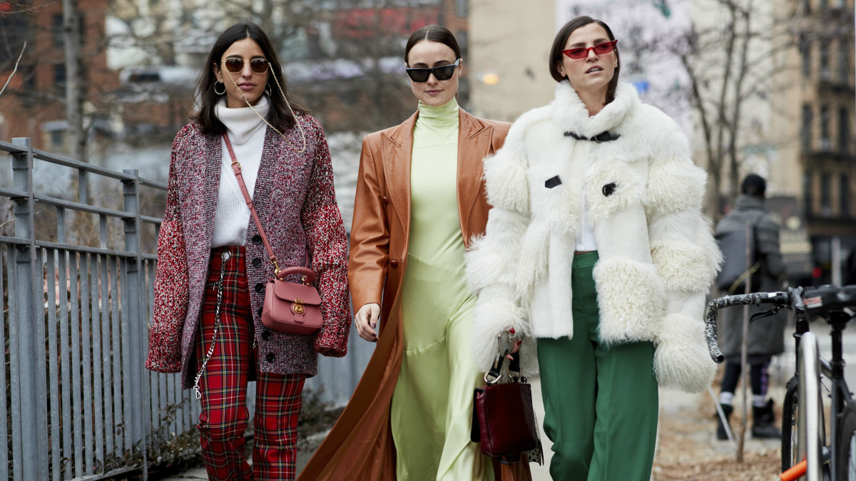The Best Street Style Looks From New York Fashion Week Fall 2018 Fashionista