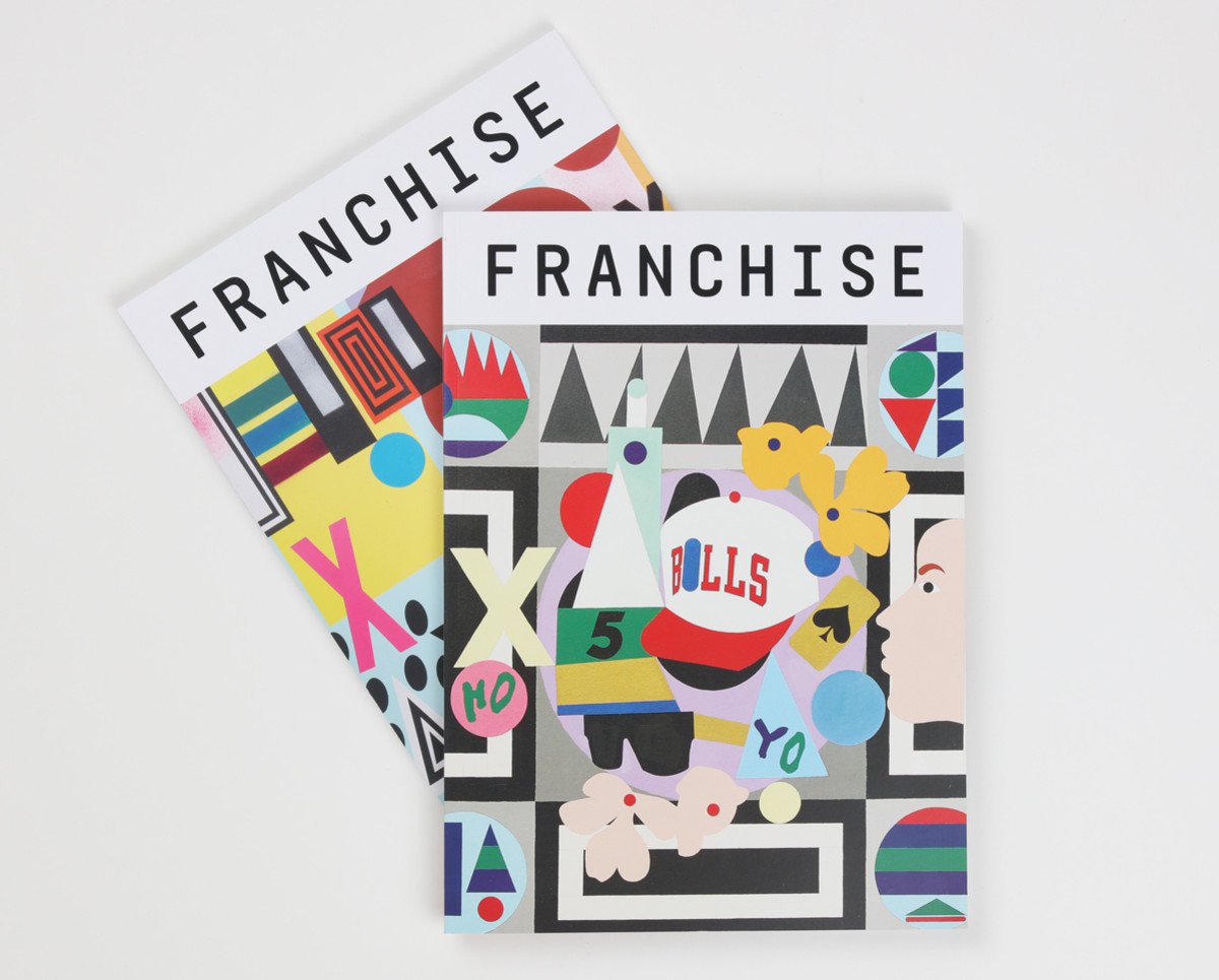 Issue 4 of 'Franchise.'