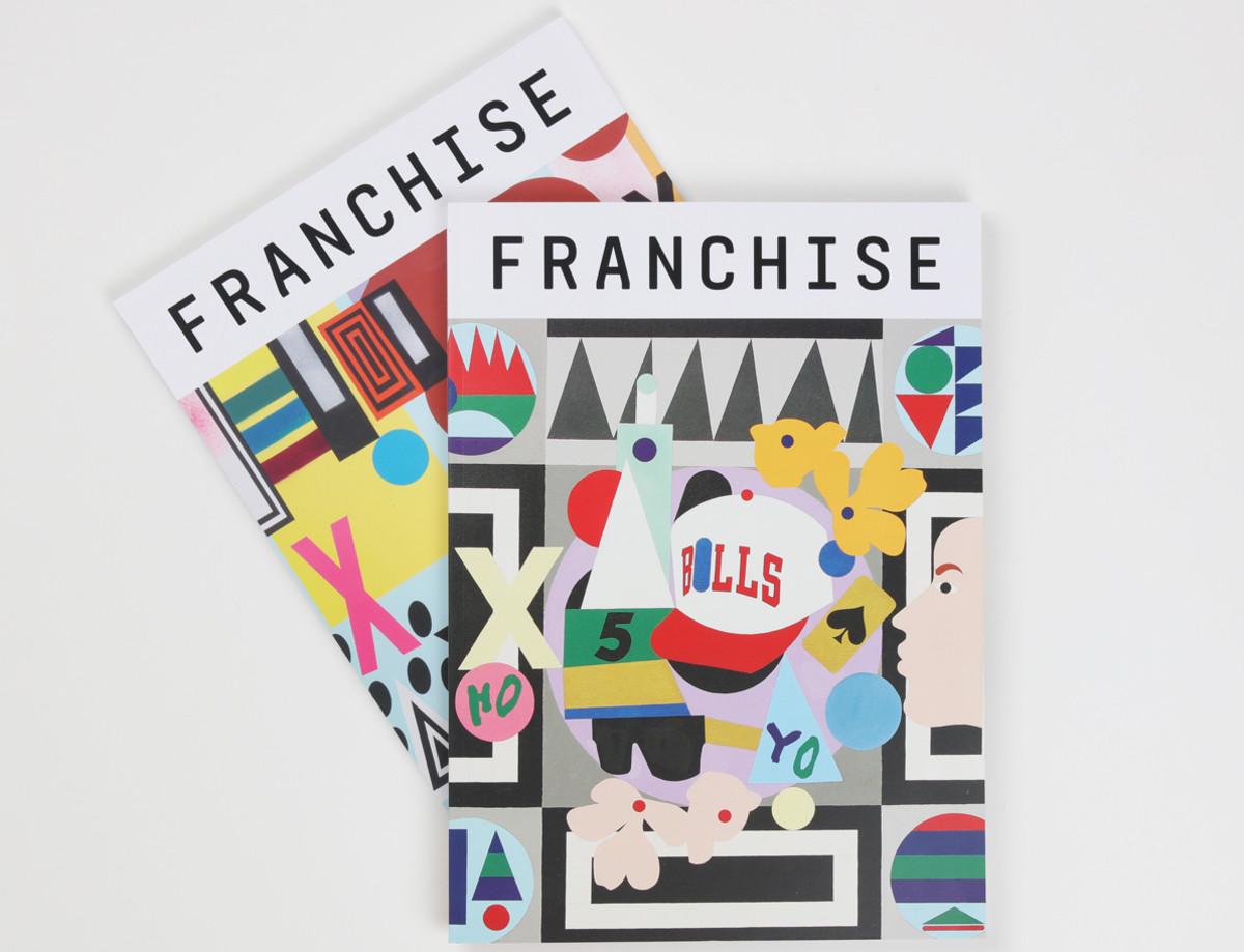 Meet 'Franchise,' A Basketball Magazine For Aesthetes