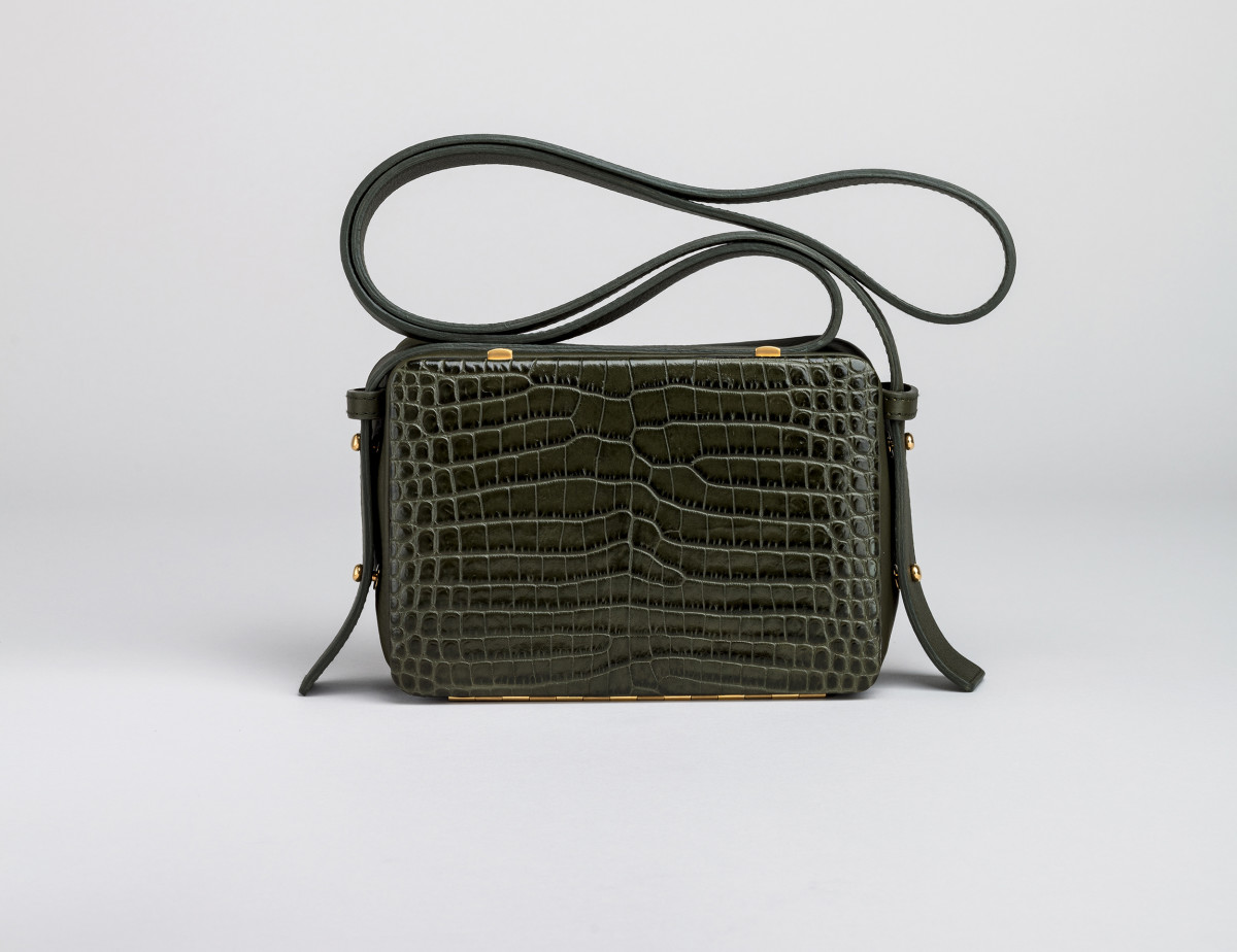 Lutz Morris Maya bag. Photo: courtesy