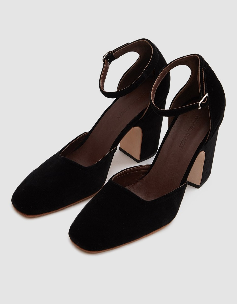 Rachel Comey Bali closed toe Mary Jane in black, $395, available at Need Supply