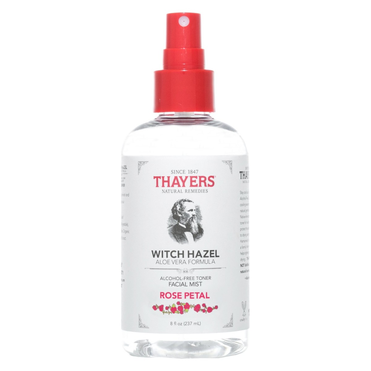 Thayers Witch Hazel Rose Petal Facial Mist, $10.95, available here.