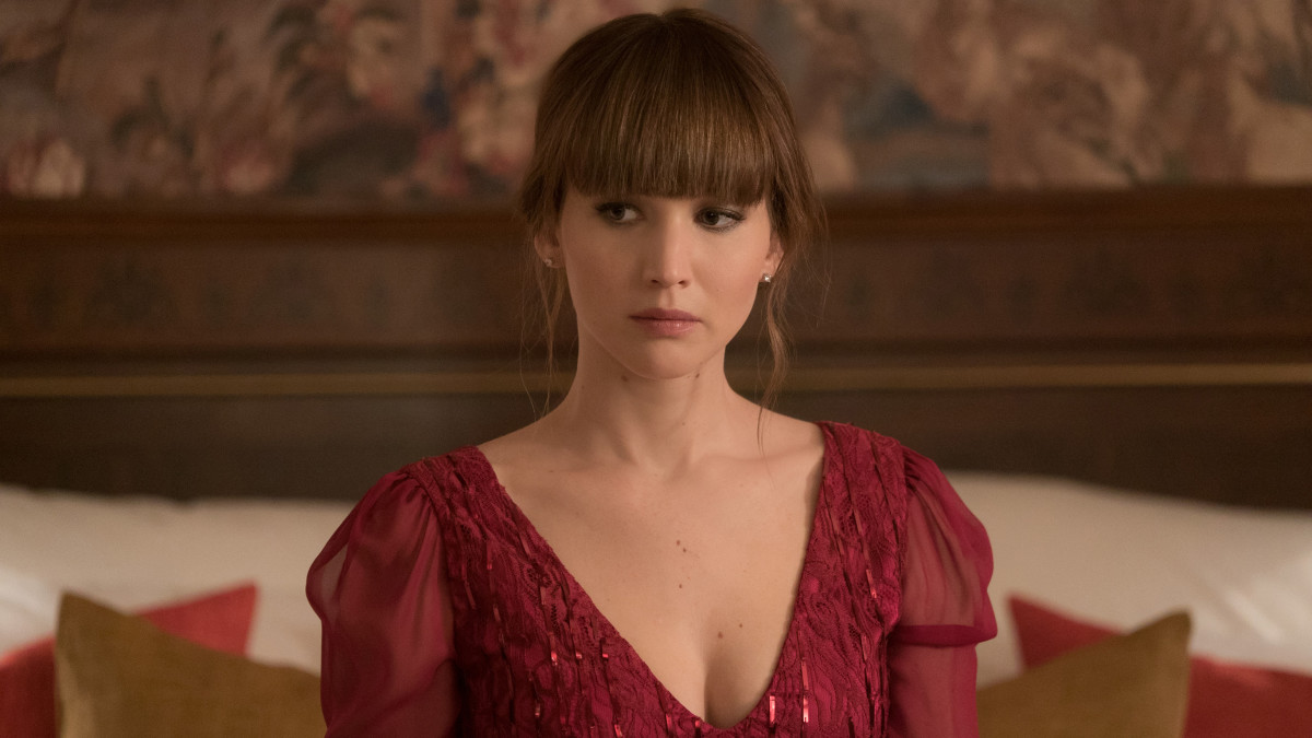 How the 'Red Sparrow' Costume Designer Transformed Jennifer Lawrence Into a Ballerina-Turned-Super-Spy