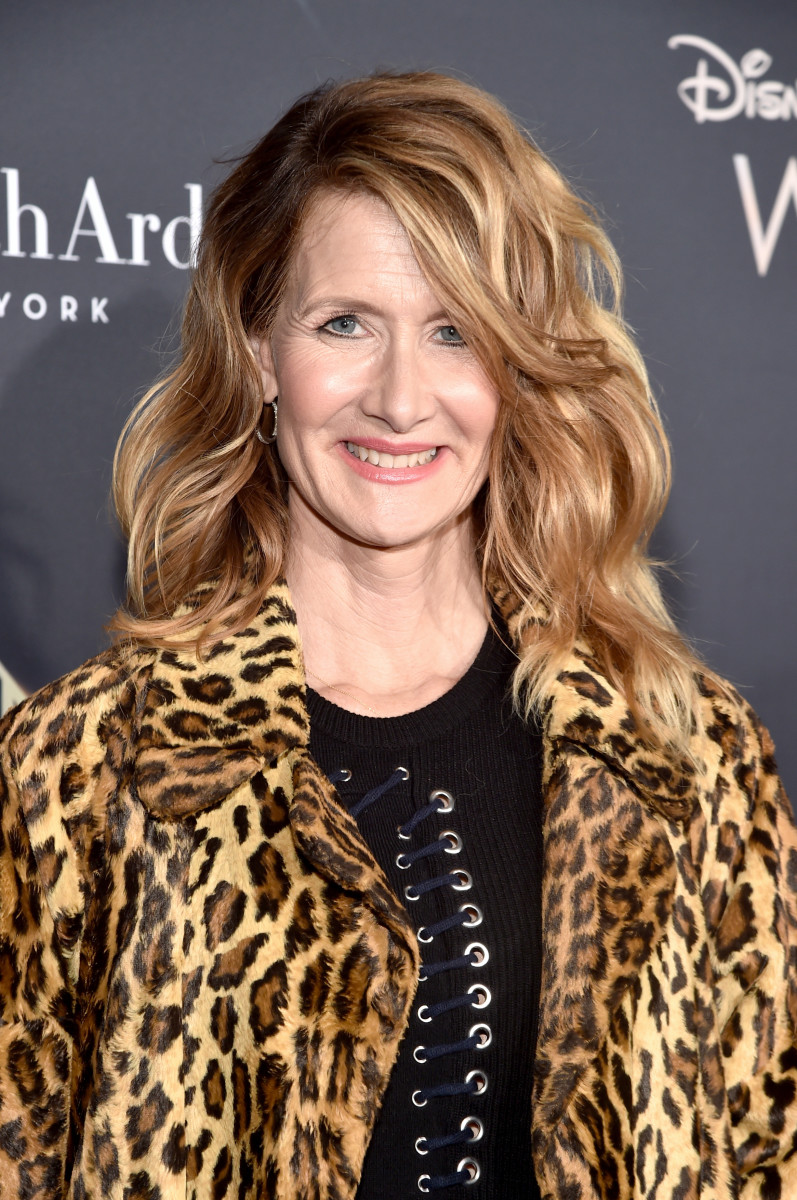 Laura Dern, one of three new faces for Kate Spade New York's In Full Bloom fragrance. Photo: Alberto E. Rodriguez/Getty Images for Disney