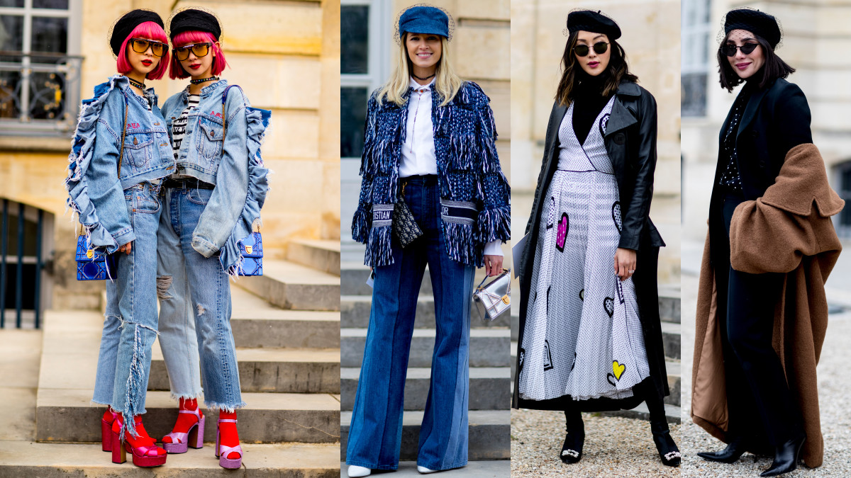 Dior Hats Were Everywhere On Day 1 of Paris Fashion Week - Fashionista 6fa0da94418