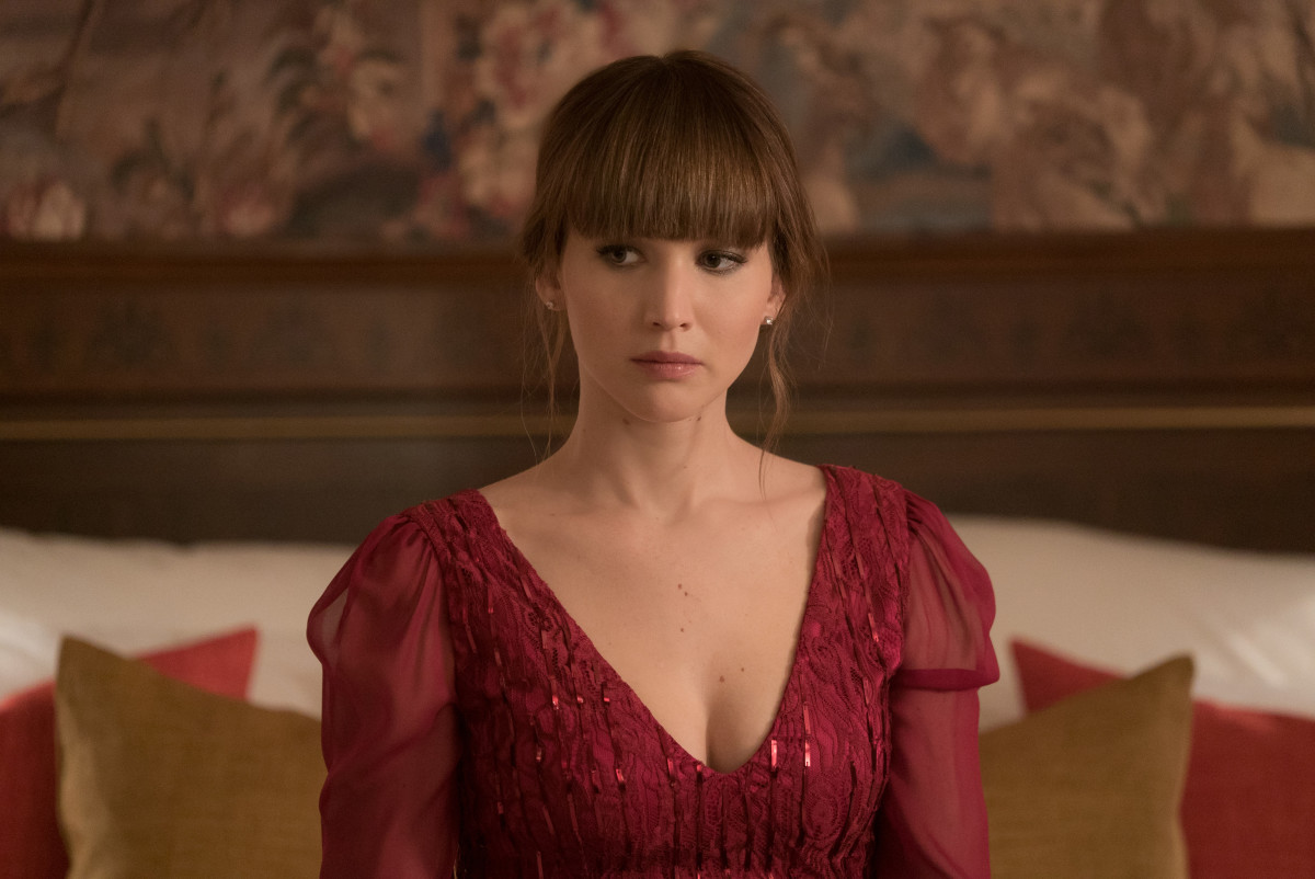 How the 'Red Sparrow' Costume Designer Transformed Jennifer Lawrence Into a  Ballerina-Turned-Super-Spy - Fashionista