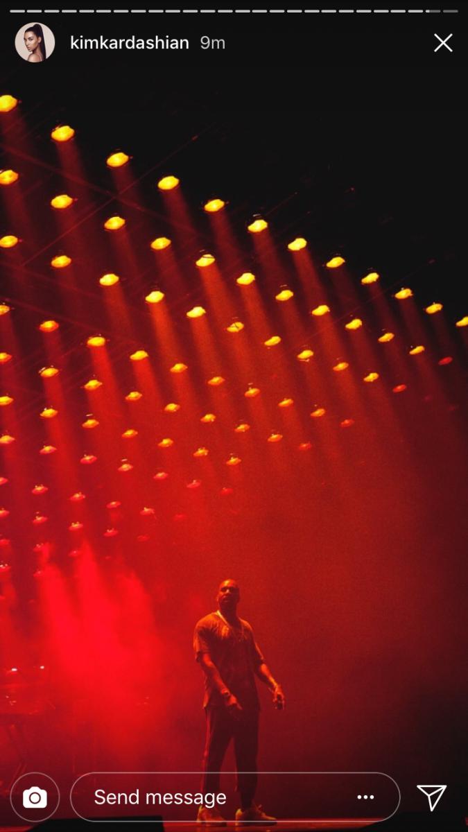 Photo: @kimkardashian/Instagram
