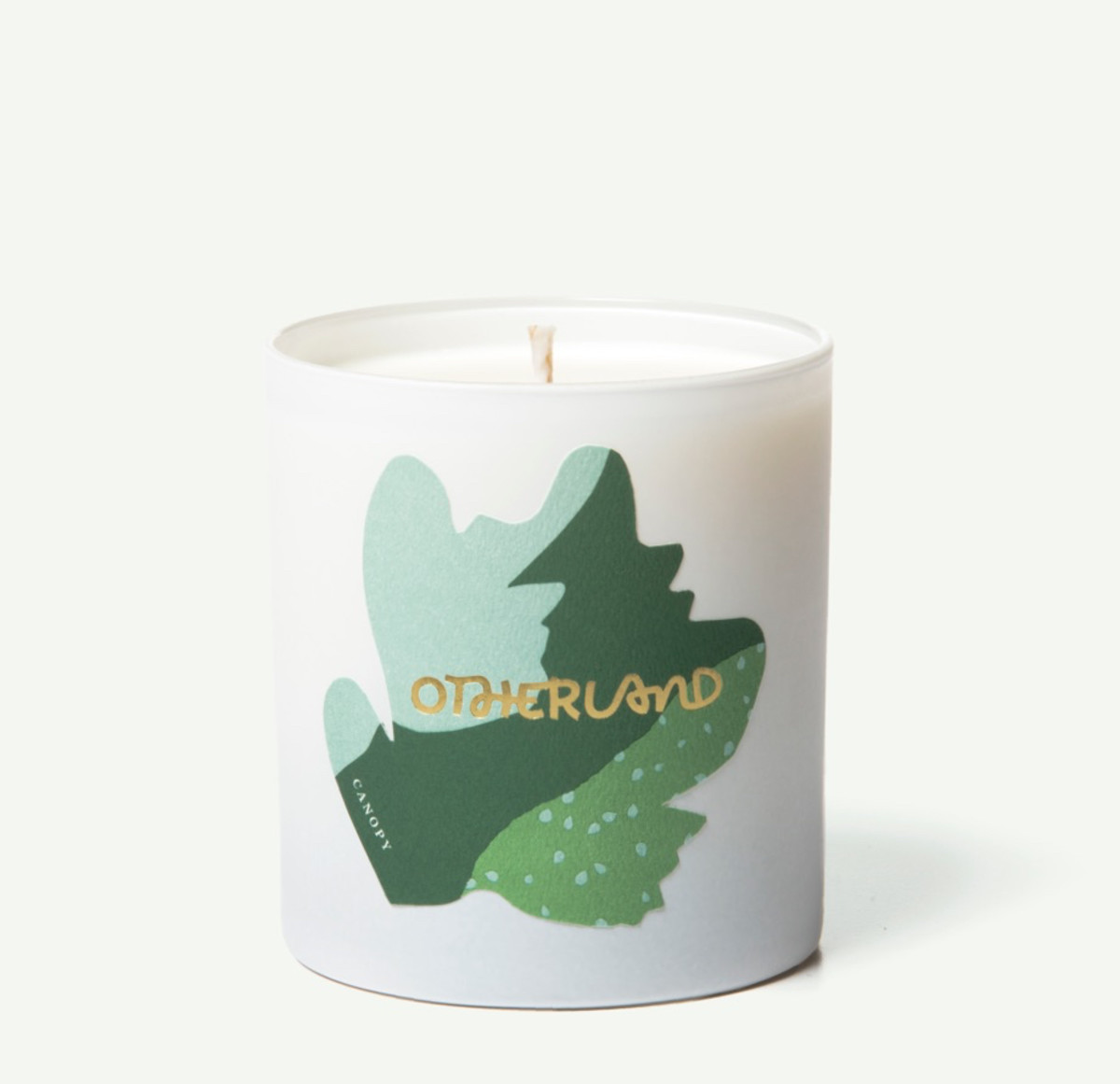 Otherland Canopy candle, $36, available here.