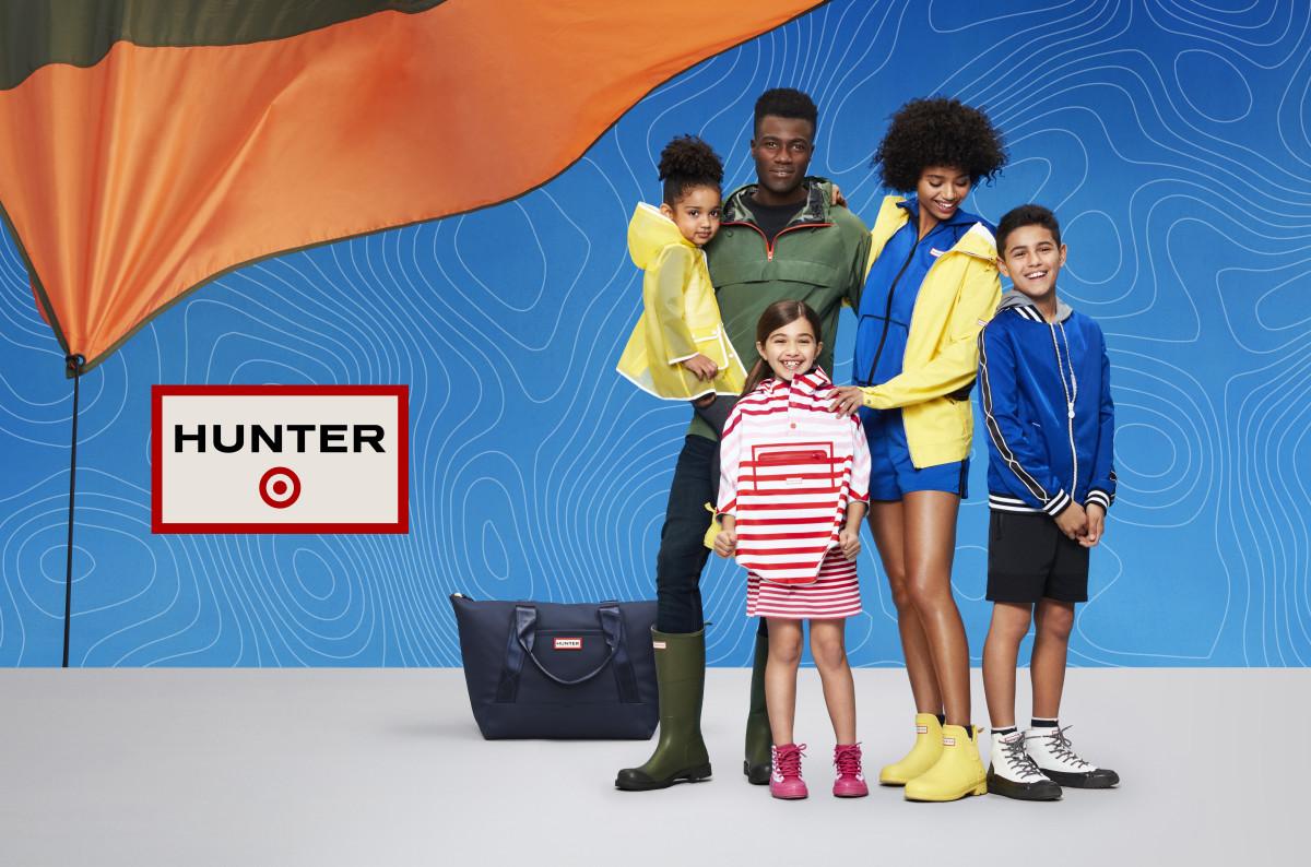 Hunter x Target collaboration. Photo: Target