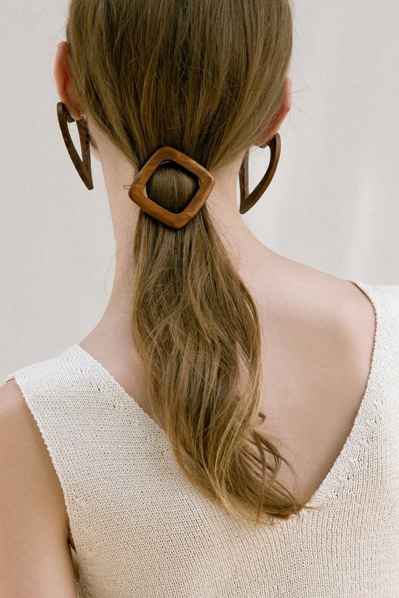 Barrette 042, $38, available at The Loeil.