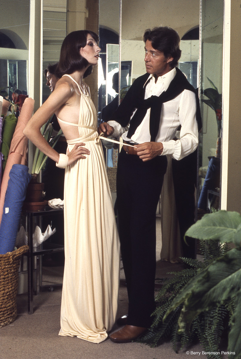 Halston Shows How Glamour Was The Late Designer S Most Applauded Strength And His Biggest Weakness Fashionista