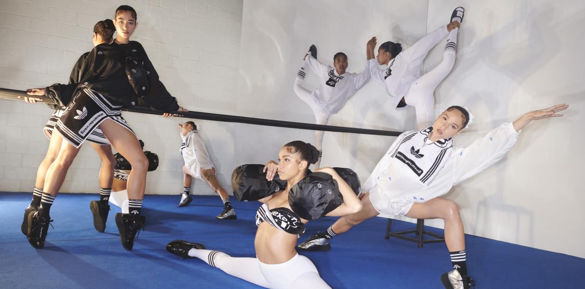 watch 32681 cca3c Adidas Originals x Alexander Wang Season 5, drop two campaign. Photo   Johnny Dufort