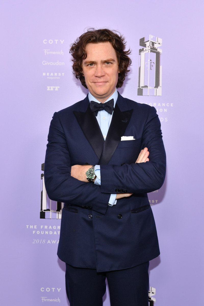 Jay Fielden. Photo: Dia Dipasupil/Getty Images for The Fragrance Foundation