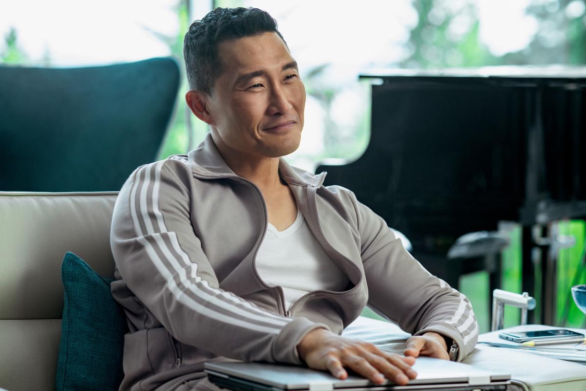 Brandon Choi (Daniel BAE Kim, sorry, I know that's already been done. Daniel Dae Kim). Photo:Doane Gregory/Netflix